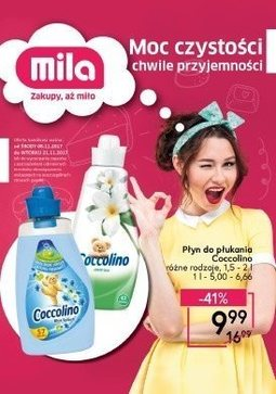 Gazetka promocyjna Mila, ważna od 08.11.2017 do 21.11.2017.