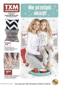 Gazetka promocyjna Textil Market, ważna od 09.11.2017 do 20.11.2017.