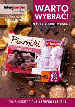 Gazetka promocyjna Intermarché, ważna od 09.11.2017 do 22.11.2017.