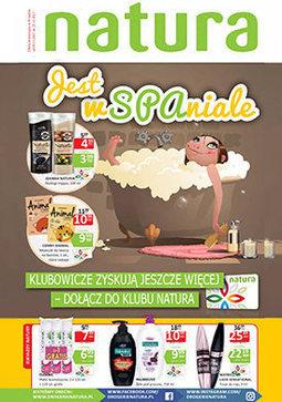 Gazetka promocyjna Drogerie Natura, ważna od 09.11.2017 do 22.11.2017.