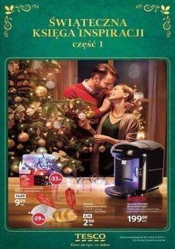 Gazetka promocyjna Tesco, ważna od 16.11.2017 do 06.12.2017.