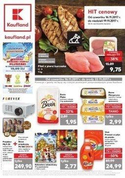 Gazetka promocyjna Kaufland, ważna od 16.11.2017 do 22.11.2017.