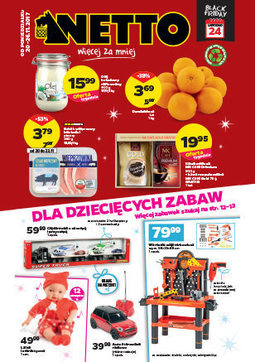 Gazetka promocyjna Netto, ważna od 20.11.2017 do 26.11.2017.