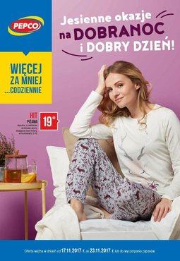 Gazetka promocyjna Pepco, ważna od 17.11.2017 do 23.11.2017.