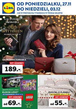 Gazetka promocyjna Lidl, ważna od 27.11.2017 do 03.12.2017.