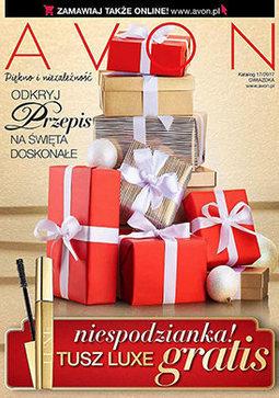 Gazetka promocyjna Avon, ważna od 28.11.2017 do 18.12.2017.