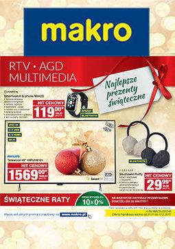 Gazetka promocyjna Makro Cash&Carry, ważna od 21.11.2017 do 04.12.2017.