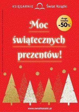 Gazetka promocyjna Księgarnie Świat Książki, ważna od 16.11.2017 do 24.11.2017.