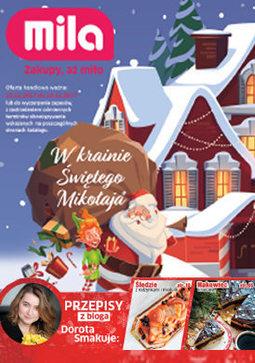 Gazetka promocyjna Mila, ważna od 23.11.2017 do 10.12.2017.