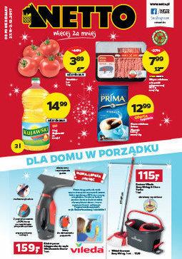 Gazetka promocyjna Netto, ważna od 27.11.2017 do 03.12.2017.