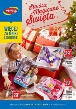 Gazetka promocyjna Pepco, ważna od 24.11.2017 do 30.11.2017.