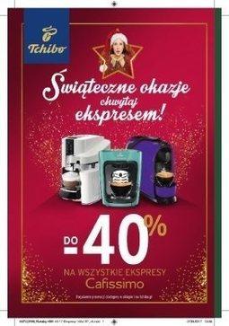 Gazetka promocyjna Tchibo, ważna od 27.11.2017 do 03.12.2017.
