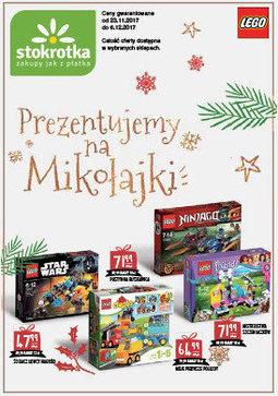 Gazetka promocyjna Stokrotka, ważna od 23.11.2017 do 06.12.2017.