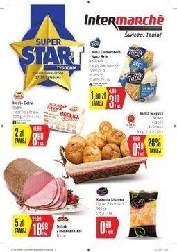 Gazetka promocyjna Intermarché, ważna od 27.11.2017 do 29.11.2017.