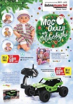 Gazetka promocyjna Intermarché, ważna od 30.11.2017 do 06.12.2017.