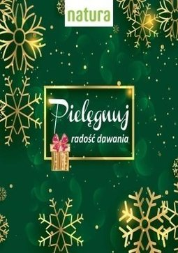 Gazetka promocyjna Drogerie Natura, ważna od 27.11.2017 do 24.12.2017.