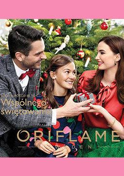 Gazetka promocyjna Oriflame, ważna od 28.11.2017 do 18.12.2017.