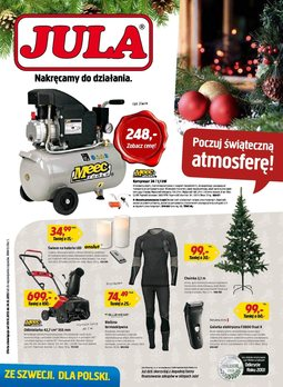 Gazetka promocyjna Jula, ważna od 09.12.2013 do 24.12.2013.