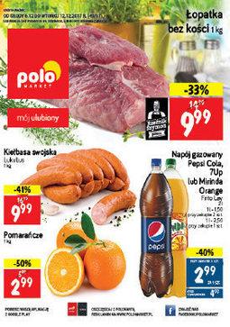 Gazetka promocyjna POLOmarket, ważna od 06.12.2017 do 12.12.2017.