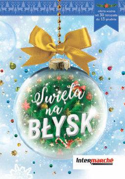 Gazetka promocyjna Intermarché, ważna od 30.11.2017 do 13.12.2017.