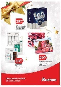 Gazetka promocyjna Auchan, ważna od 01.12.2017 do 17.12.2017.