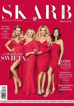 Gazetka promocyjna Rossmann, ważna od 01.12.2017 do 31.12.2017.
