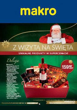 Gazetka promocyjna Makro Cash&Carry, ważna od 04.12.2017 do 24.12.2017.