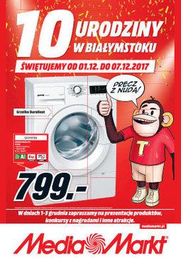 Gazetka promocyjna Media Markt, ważna od 01.12.2017 do 07.12.2017.