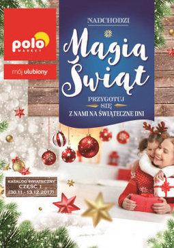Gazetka promocyjna POLOmarket, ważna od 30.11.2017 do 13.12.2017.
