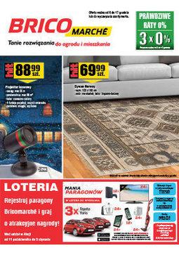 Gazetka promocyjna Bricomarché, ważna od 06.12.2017 do 17.12.2017.