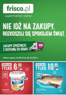 Gazetka promocyjna Frisco, ważna od 06.12.2017 do 26.12.2017.