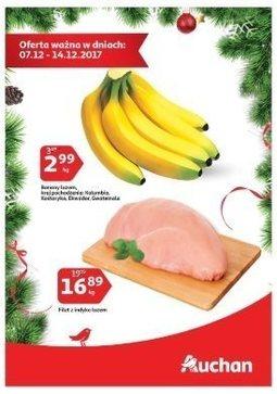 Gazetka promocyjna Auchan, ważna od 07.12.2017 do 14.12.2017.