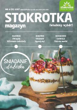 Gazetka promocyjna Stokrotka, ważna od 01.12.2017 do 31.12.2017.