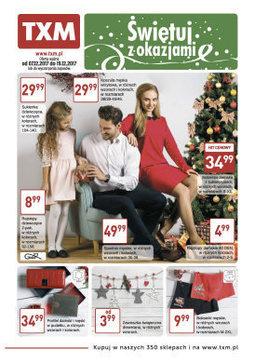 Gazetka promocyjna Textil Market, ważna od 07.12.2017 do 19.12.2017.