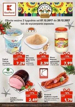 Gazetka promocyjna Kaufland, ważna od 07.12.2017 do 20.12.2017.