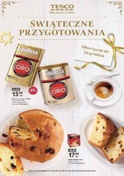 Gazetka promocyjna Tesco, ważna od 07.12.2017 do 24.12.2017.