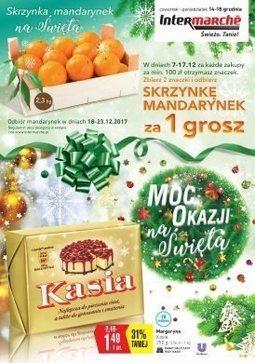 Gazetka promocyjna Intermarché, ważna od 14.12.2017 do 18.12.2017.