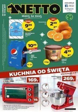 Gazetka promocyjna Netto, ważna od 14.12.2017 do 17.12.2017.
