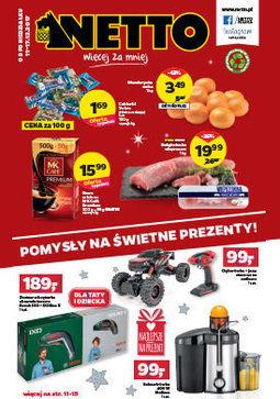 Gazetka promocyjna Netto, ważna od 11.12.2017 do 17.12.2017.