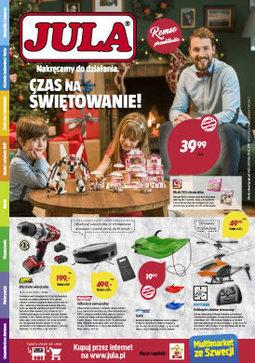 Gazetka promocyjna Jula, ważna od 08.12.2017 do 29.12.2017.