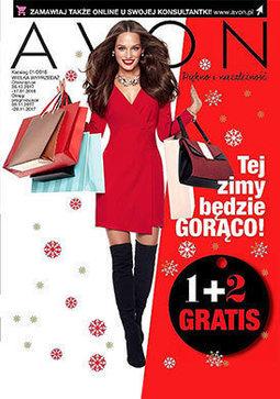 Gazetka promocyjna Avon, ważna od 28.12.2017 do 17.01.2018.