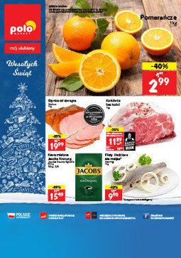 Gazetka promocyjna POLOmarket, ważna od 20.12.2017 do 24.12.2017.
