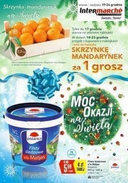 Gazetka promocyjna Intermarché, ważna od 19.12.2017 do 24.12.2017.
