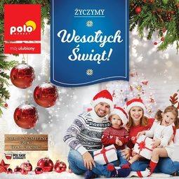 Gazetka promocyjna POLOmarket, ważna od 14.12.2017 do 24.12.2017.