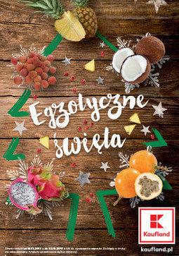 Gazetka promocyjna Kaufland, ważna od 14.12.2017 do 24.12.2017.