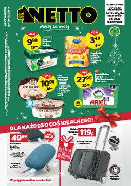 Gazetka promocyjna Netto, ważna od 21.12.2017 do 24.12.2017.