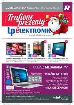 Gazetka promocyjna LPelektronik, ważna od 01.12.2017 do 31.12.2017.