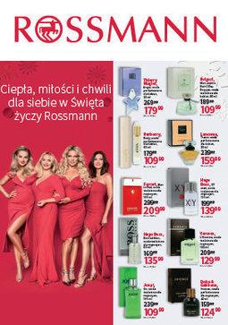 Gazetka promocyjna Rossmann, ważna od 18.12.2017 do 27.12.2017.
