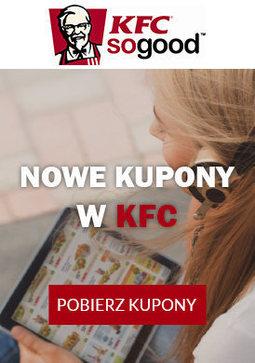 Gazetka promocyjna KFC, ważna od 21.12.2017 do 19.02.2018.
