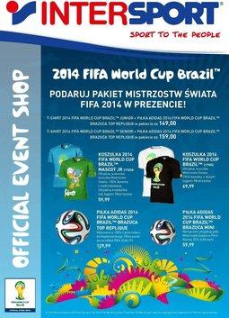 Gazetka promocyjna Intersport, ważna od 09.12.2013 do 31.12.2013.